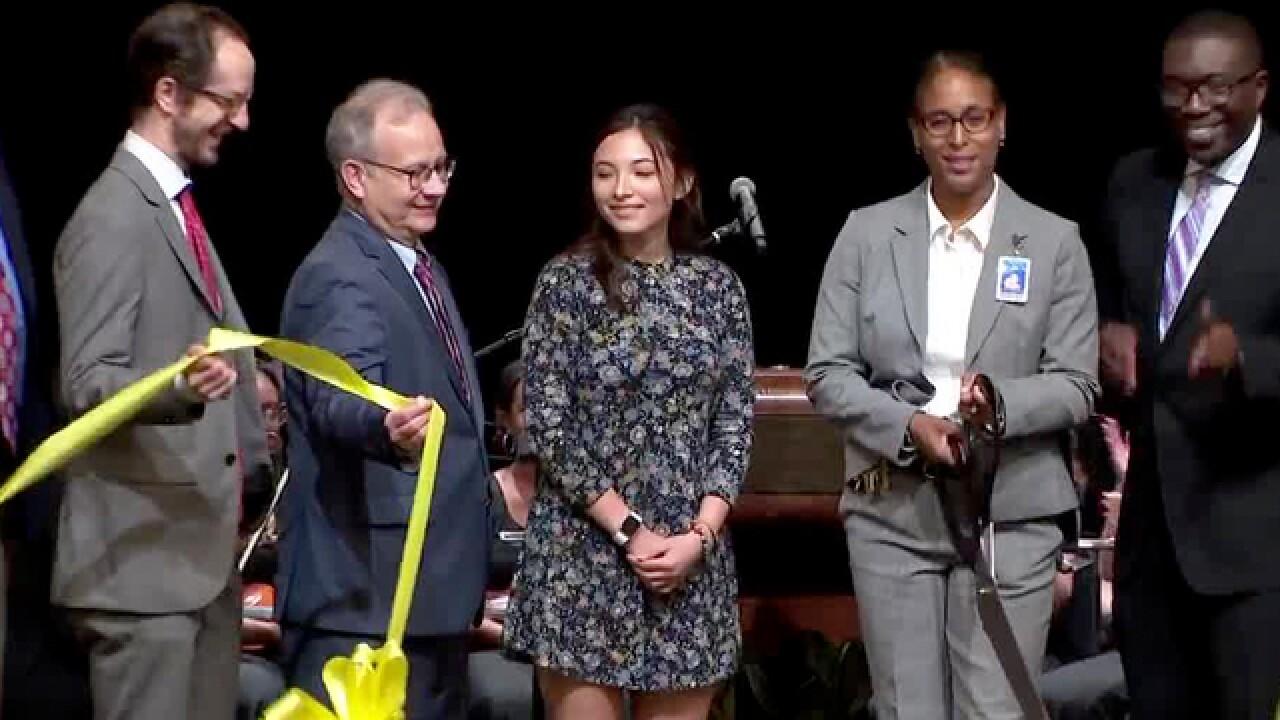 Martin Luther King Junior Magnet High School Celebrates Renovations