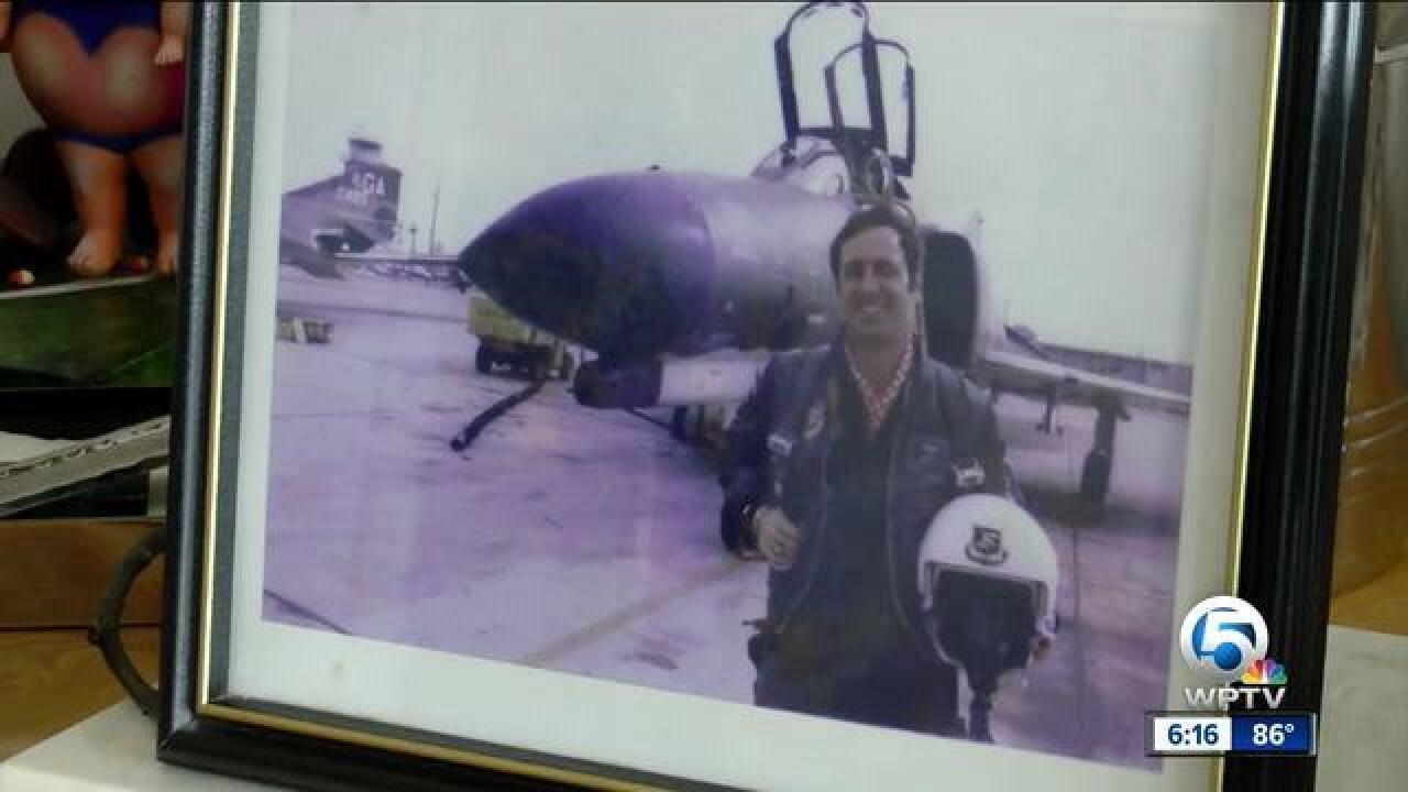 Boca Raton man shares memories of life in POW camp with John McCain