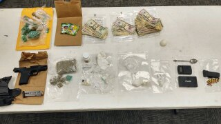 LCSO arrests 3 following drug investigation, finds drugs, gun