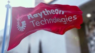 Raytheon Technologies flag