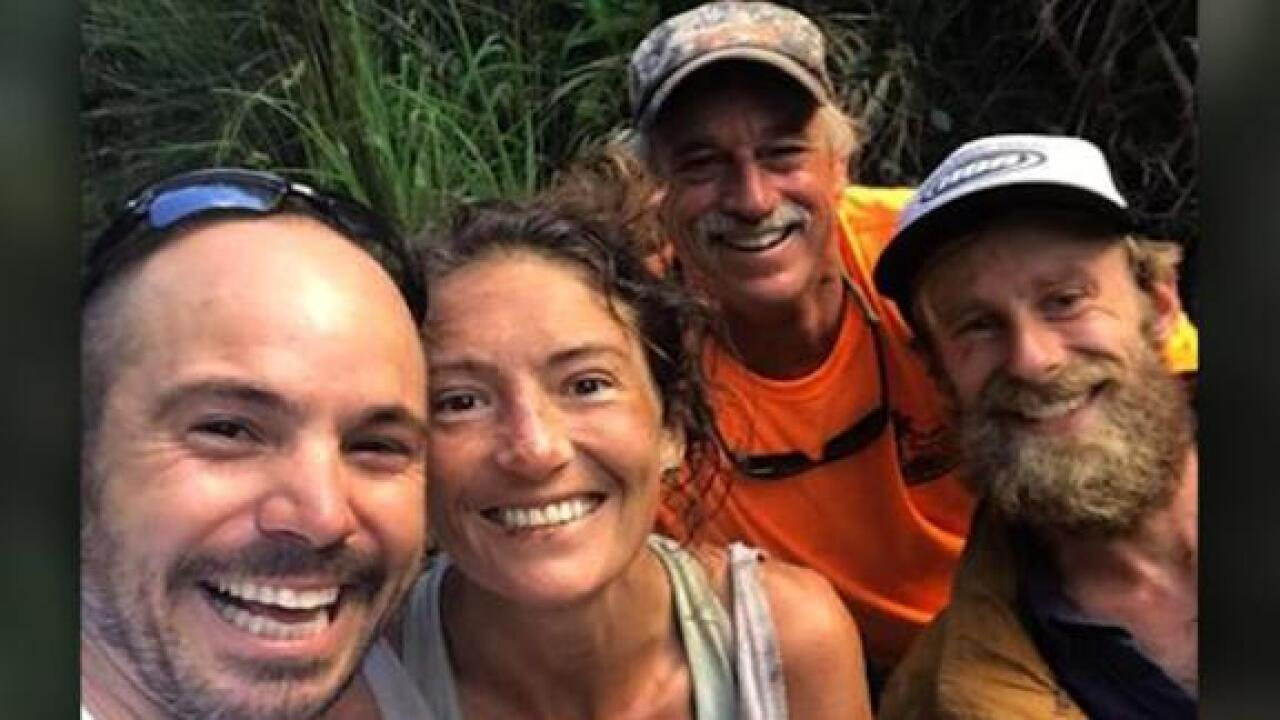 Hawaii hiker who spent 17 days lost in the forest says she was irresponsible and unprepared