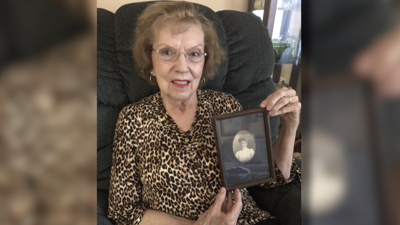 Sick from 1918 pandemic, family's matriarch votes in 1920 election starting sacred family ritual