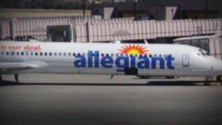 Pilots union has harsh words for Allegiant Air