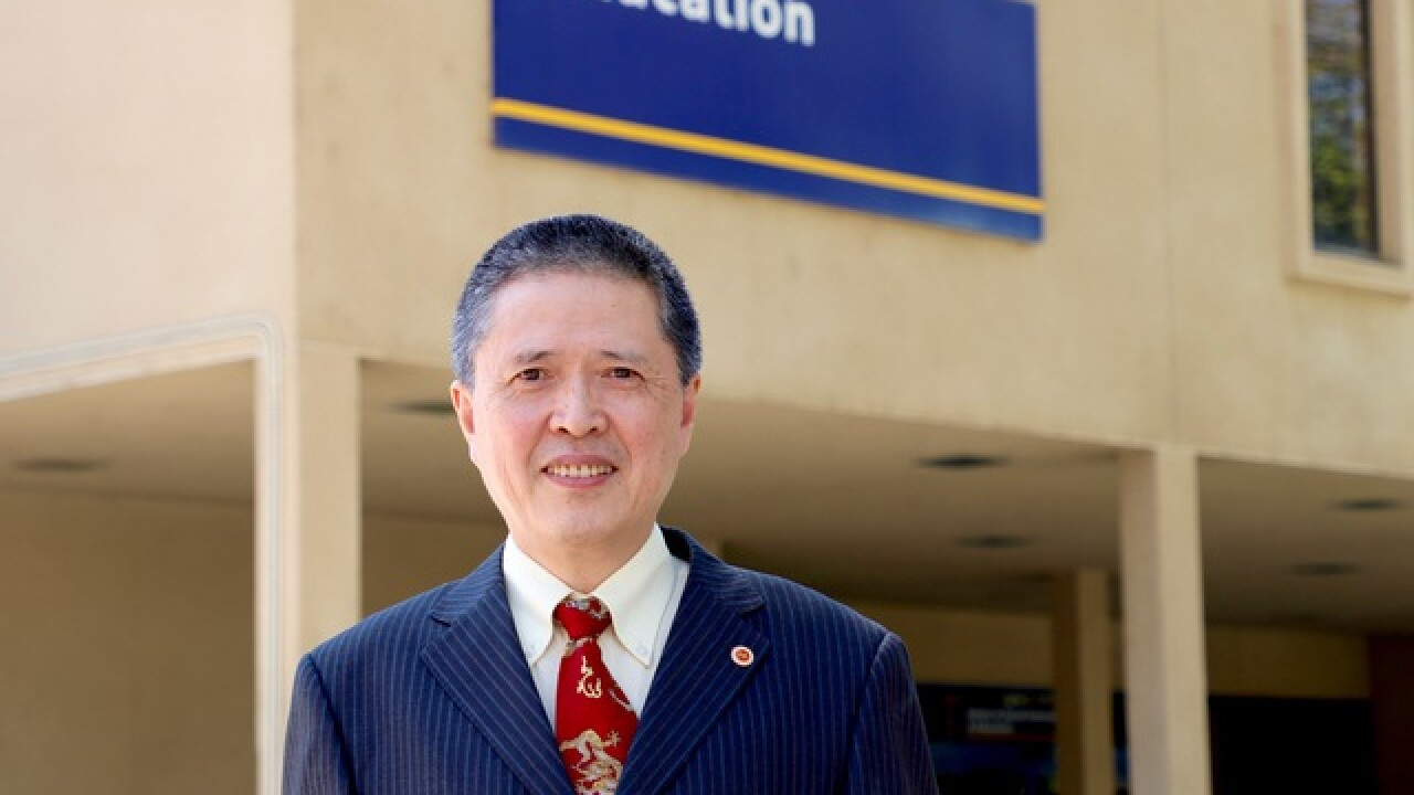CSUB Professor named recipient of CSU award
