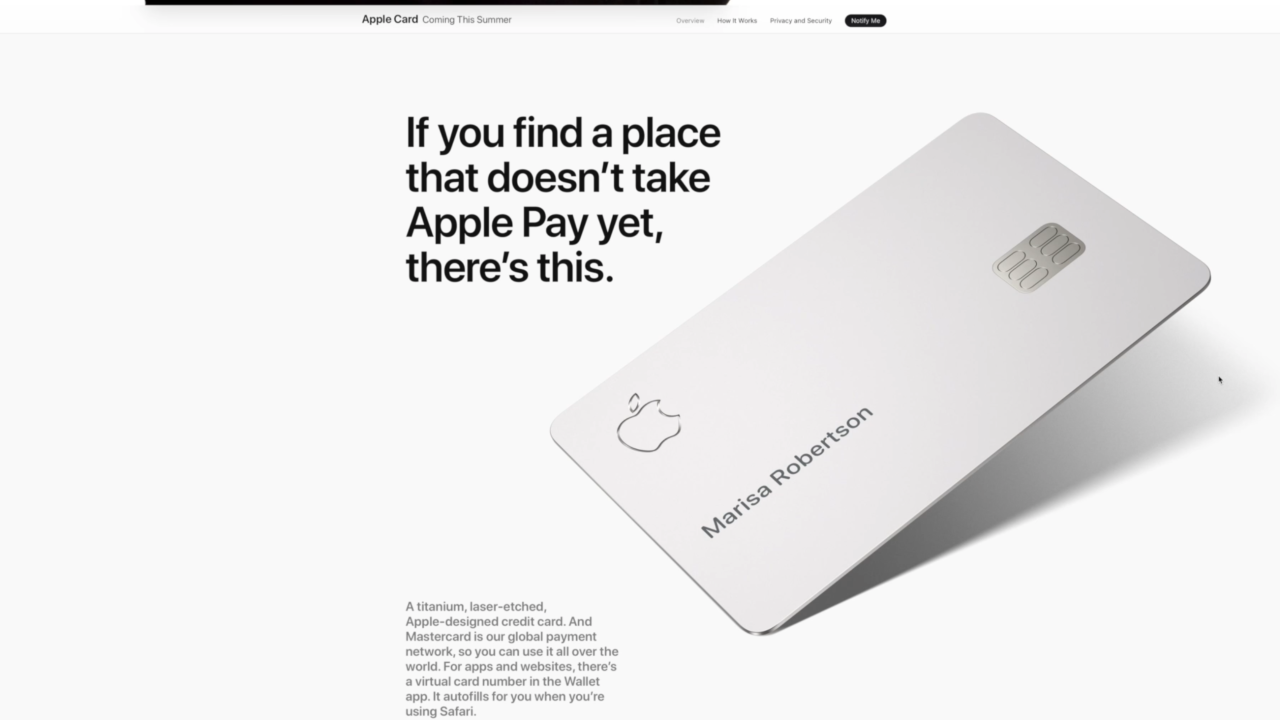 Apple releases its credit card: Is it worth getting?