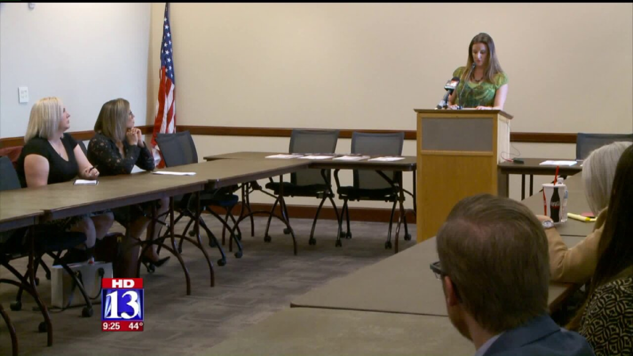 Utah Domestic Violence Coalition advocates for two proposed bills