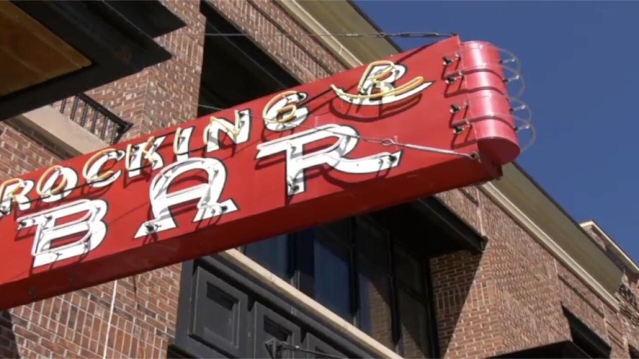 Rocking R Bar