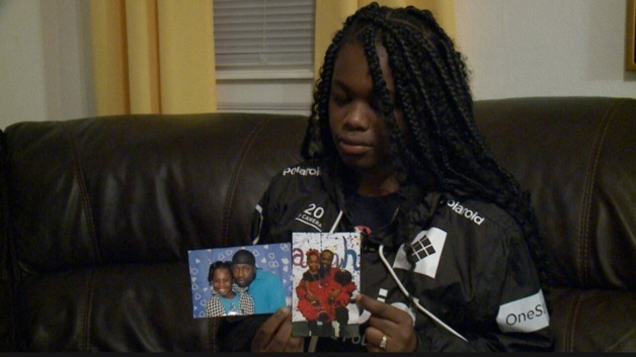 Family grieves loss of Newport News father and husband killed before his daughter's birthday
