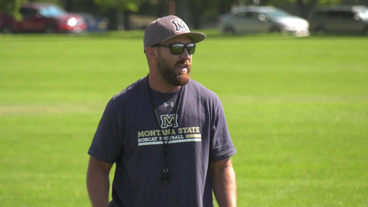 Bobby Daly Montana State football
