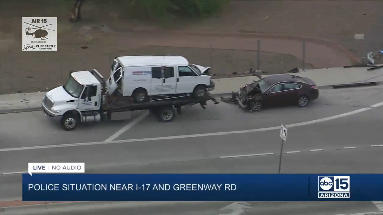 police situation near I-17 and Greenway Road.PNG