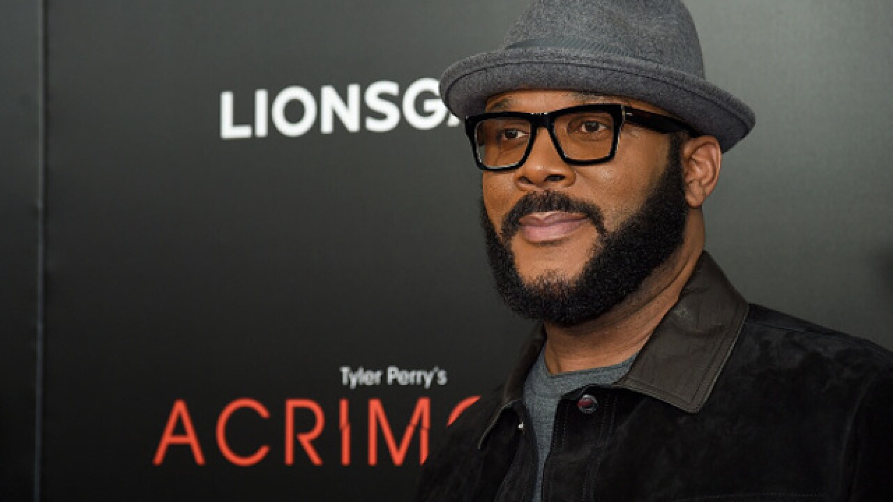 'I am not giving away anything on Facebook': Tyler Perry warns fans of scam circulating online