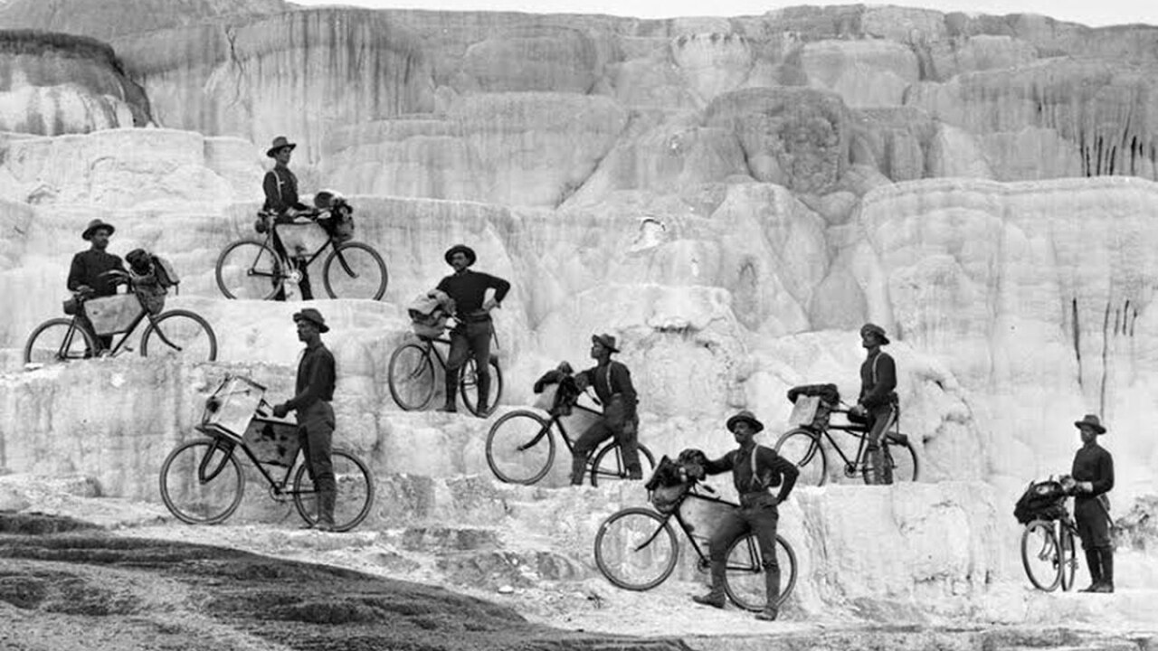 The First Ride To Yellowstone