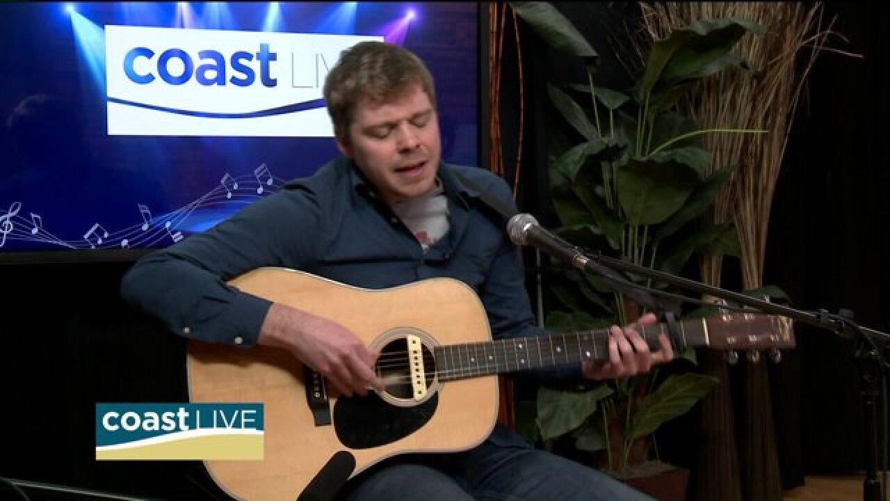 Artist Profile: Logan Vath plays original music on CoastLive