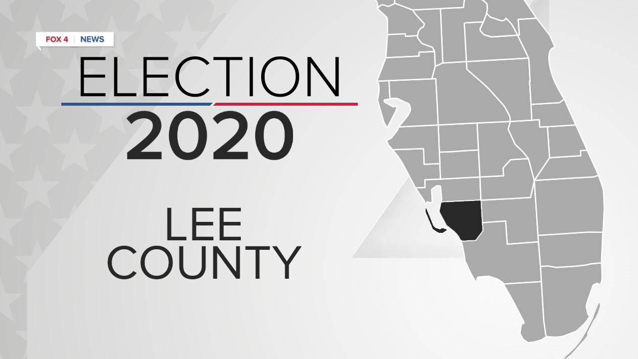Lee County 2020 Primary Elections sample ballots