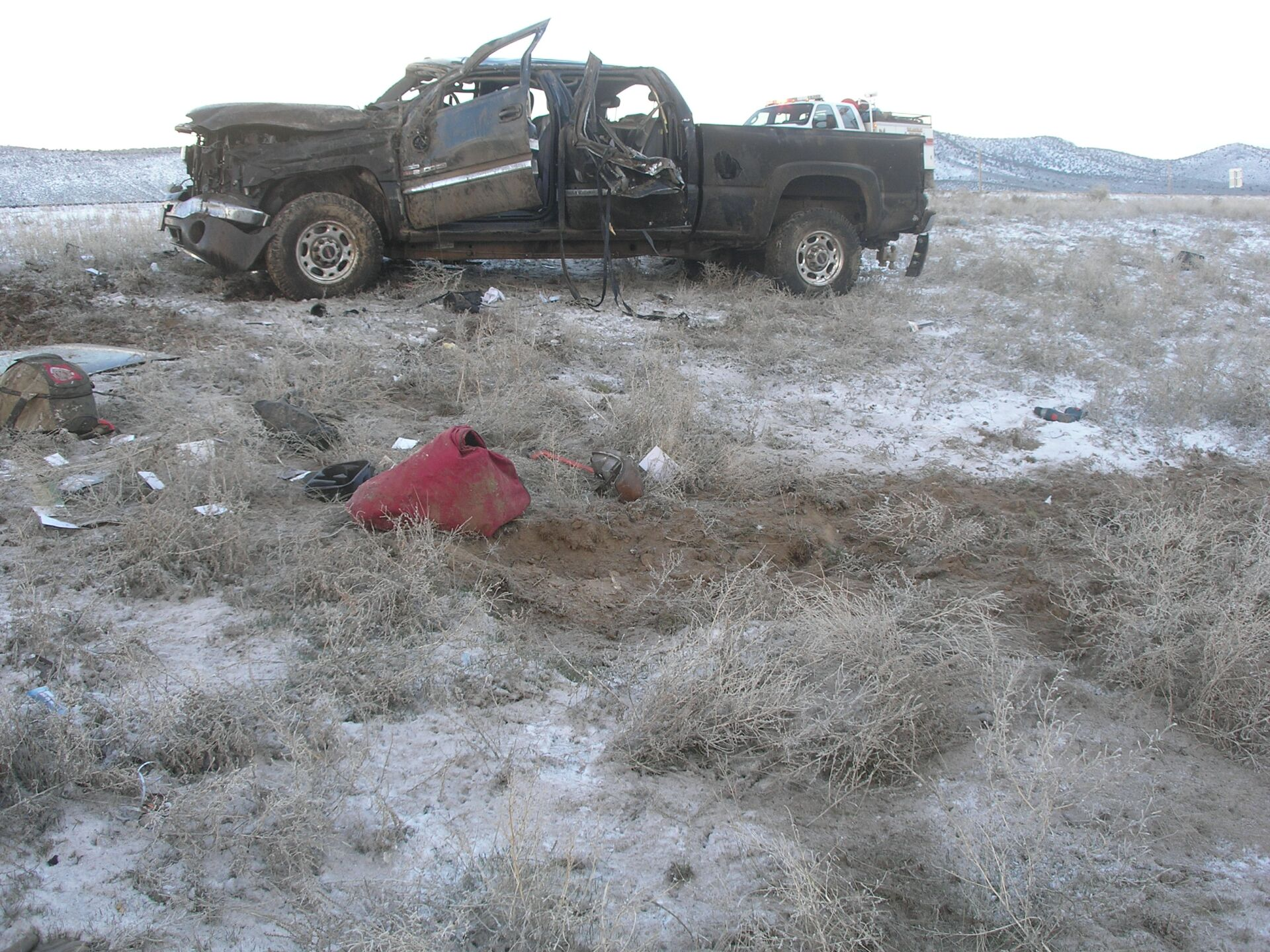 Photos: Woman killed in I-15 rollover was on her way to mother's funeral inSLC