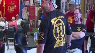 Guns to Hammers holds fundraiser to make veteran's home accessible