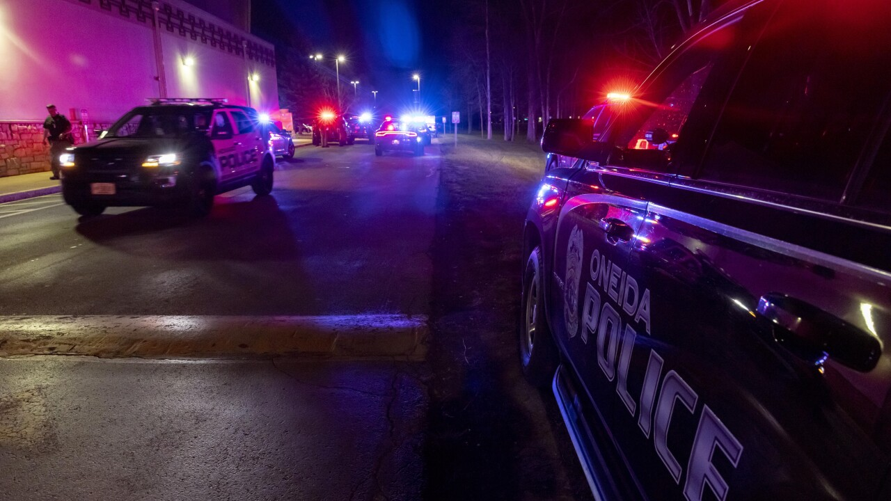 Casino Shooting Wisconsin