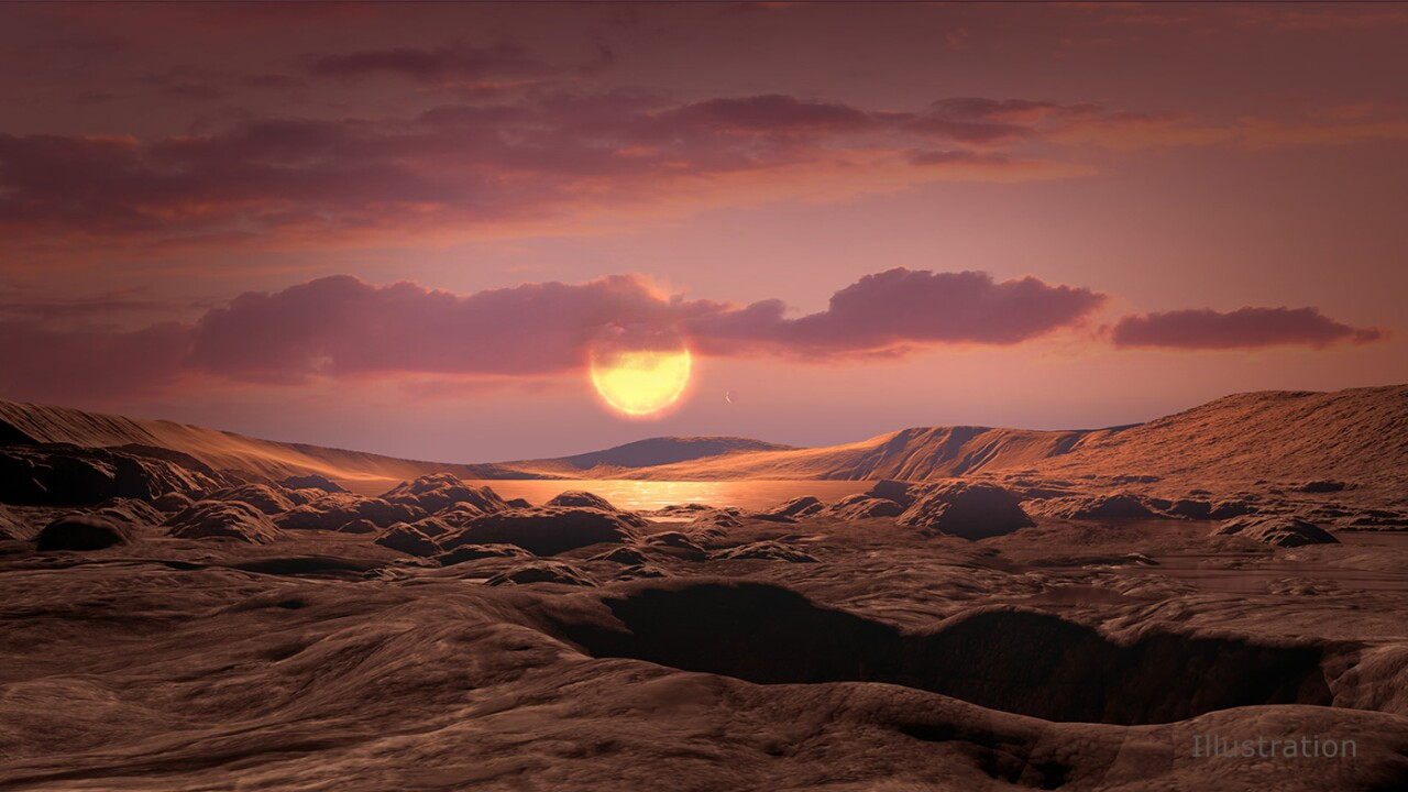 Discovery of planet similar to ours gives hope to NASA scientists for 'second Earth'