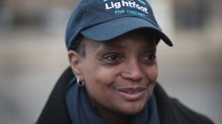 Chicago Holds Runoff Election For Mayor