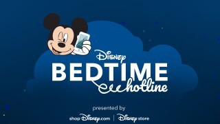 Disney Bedtime Hotline 2019