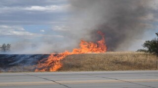 Much of eastern Colo. under Red Flag Warnings