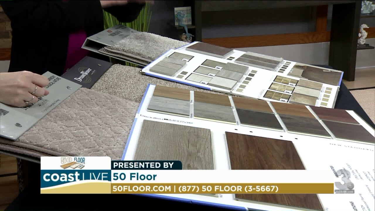 Floors and design trends for a luxe look in everyday spaces on Coast Live