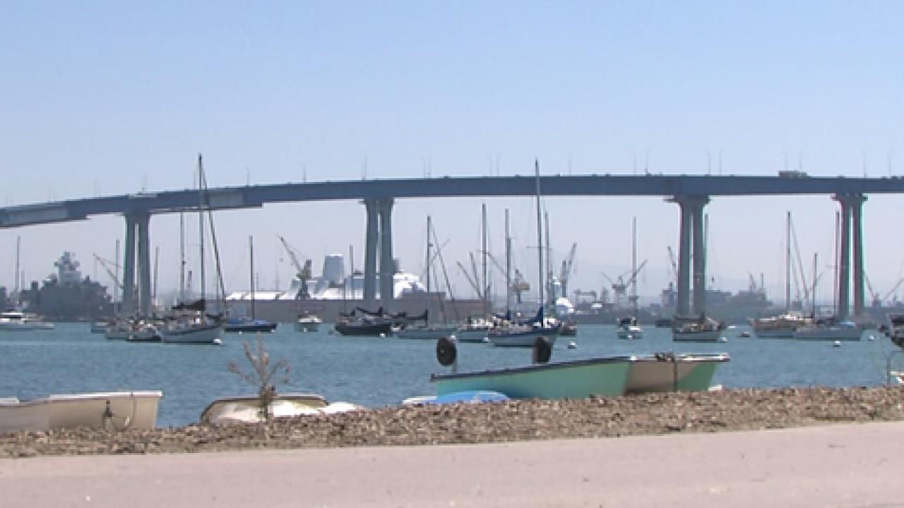Coronado Bridge open for 49 years
