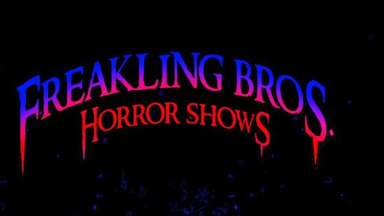 Freakling Bros. looking for actors for haunted houses