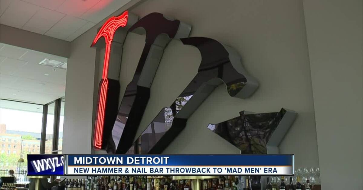 Hammer & Nail cocktail bar to specialize in nostalgia