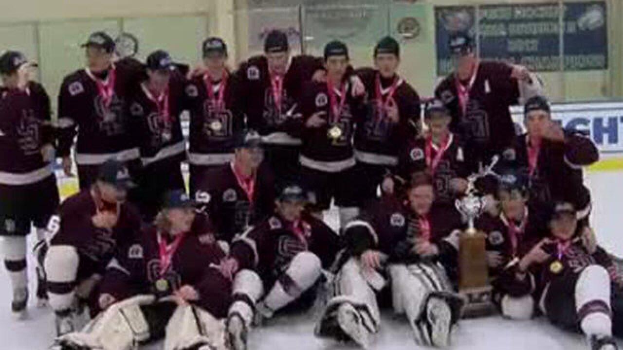 Stoneman Douglas High School wins Florida ice hockey state title