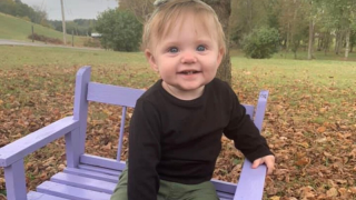 Evelyn Mae Boswell: Two arrested in connection with Amber Alert for missing Tennessee toddler