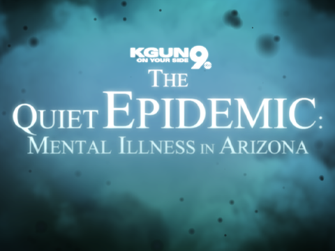 The Quiet Epidemic: Mental Illness in Arizona