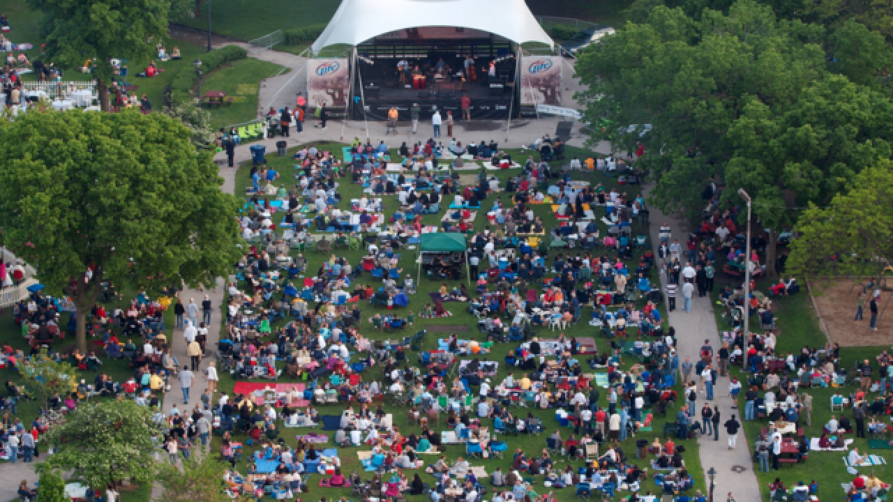Jazz in the Park announces 2016 lineup