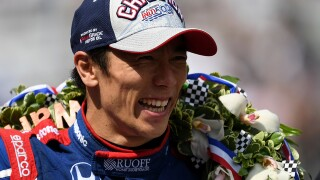 Takuma Sato still celebrating historic Indianapolis 500 win
