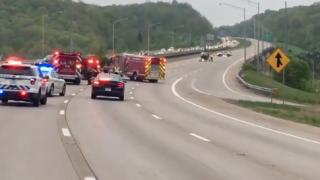 I-275 motorcycle crash