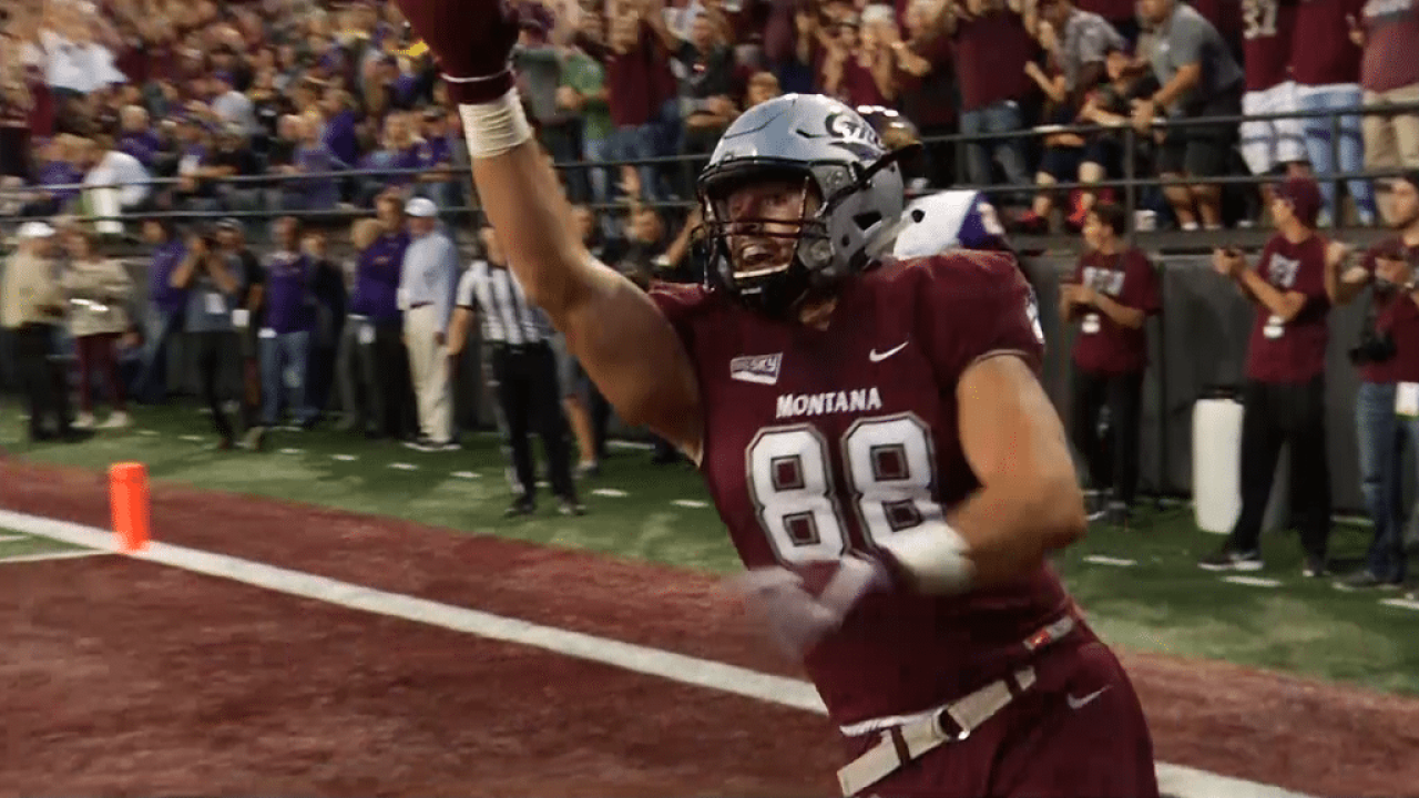Montana Grizzlies make big leap in FCS polls