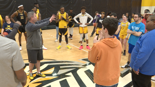 Pat Skerry Towson Basketball Autism