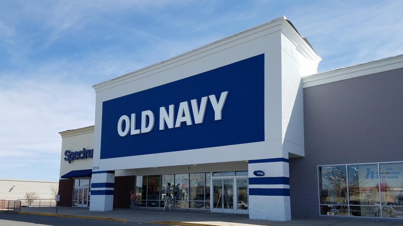 Helena Old Navy store opening this Saturday