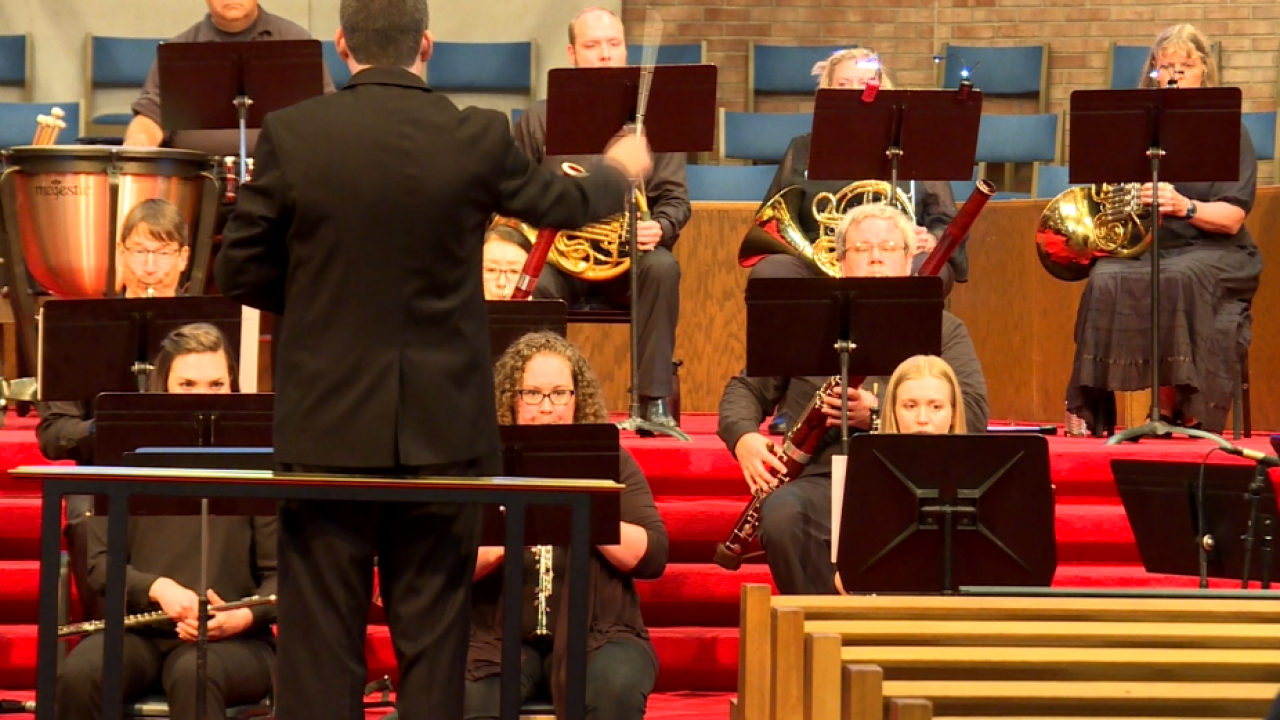 Nashville Reading Orchestra performs to celebrate Beethoven