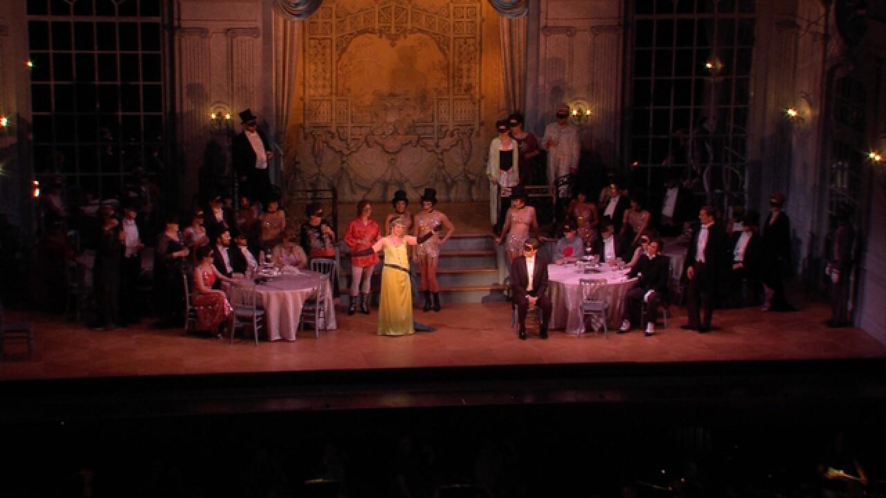 Cincinnati Opera gears up for big performances