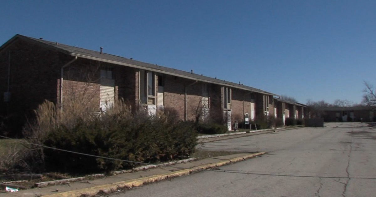 Oaktree Apartments to be demolished by City of Indianapolis