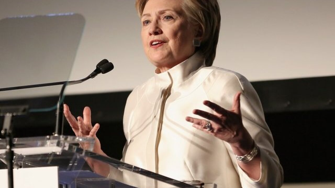 Hillary Clinton says it is time to 'abolish' the Electoral College