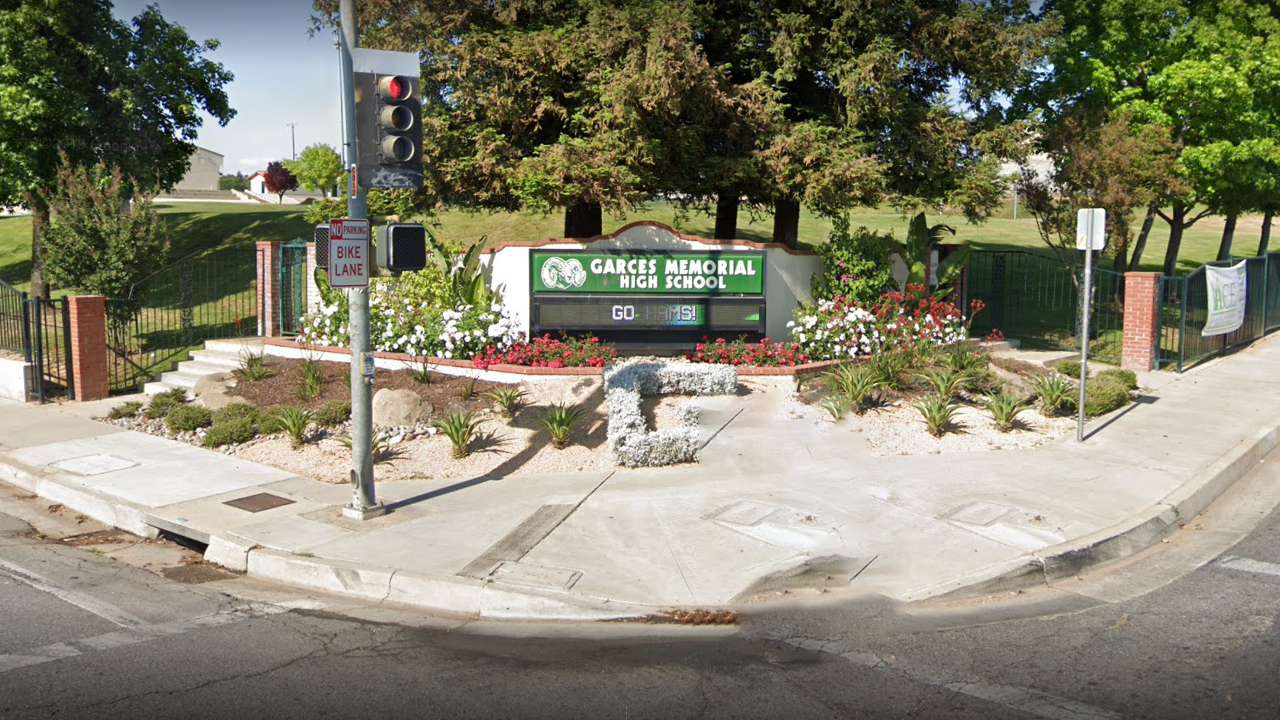 Garces Memorial High School