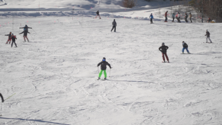 skiing winter park 2020
