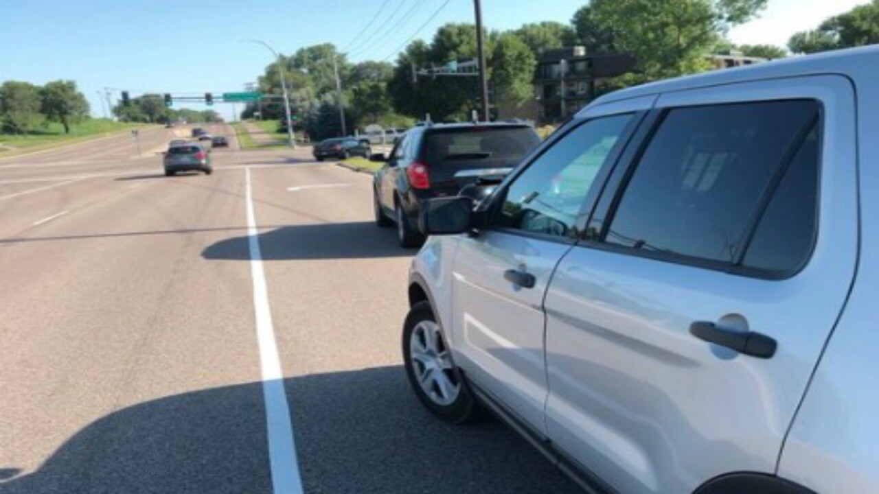 Driver gets ticket for texting; message was about new hands-free driving law