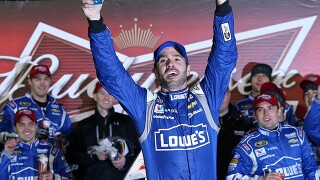 CMA Awards: NASCAR's Jimmie Johnson, actor Tyler Perry among presenters
