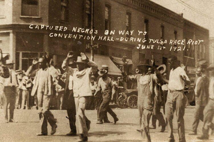 Tulsa Race Massacre Political Power