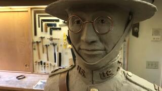Truman statue.JPG