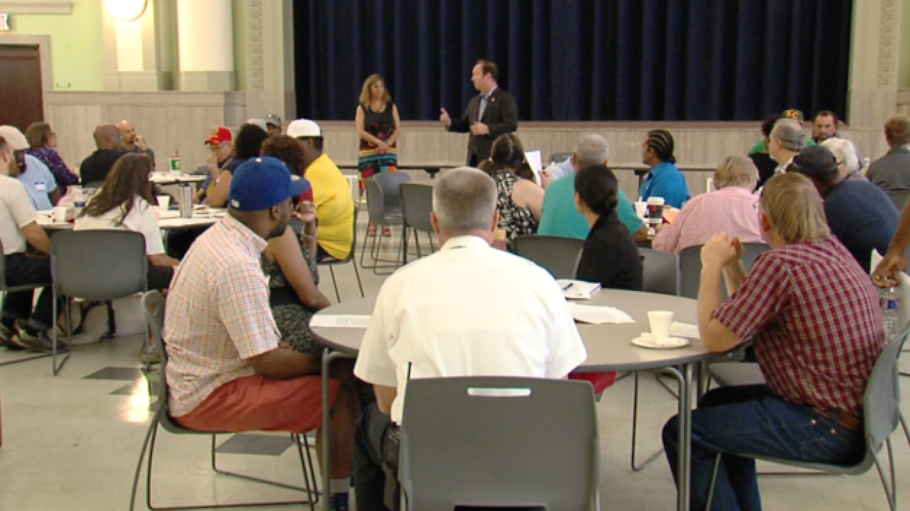 Residents voice concerns for east side
