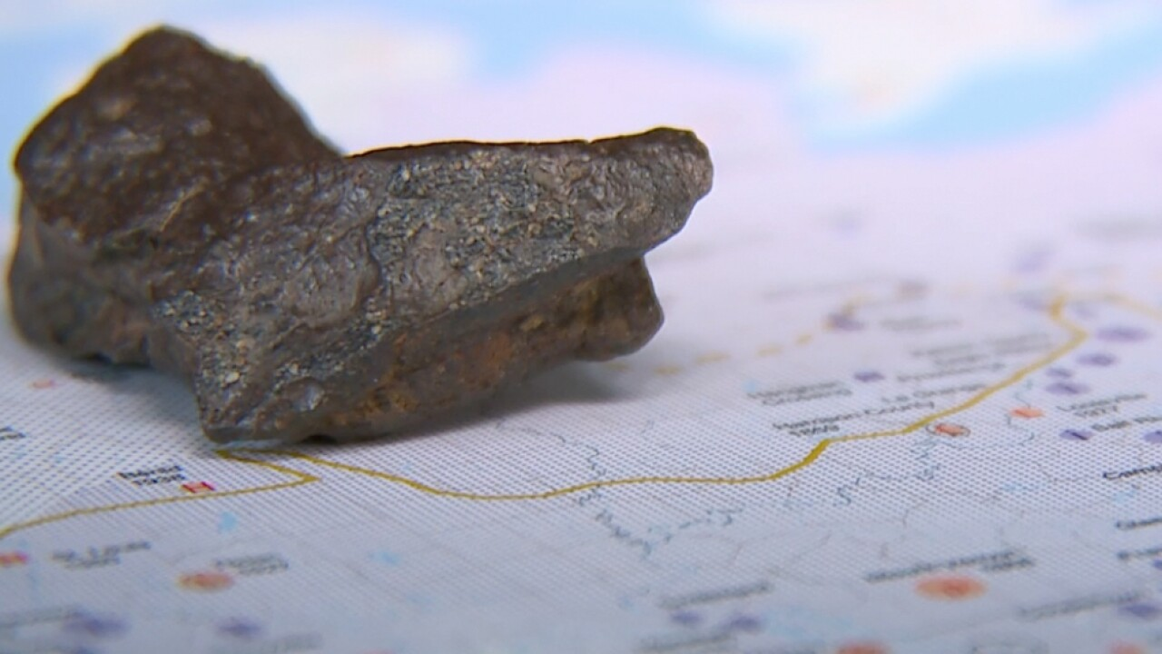 N.E. Ohio astronomers track meteorites and explain why it's important
